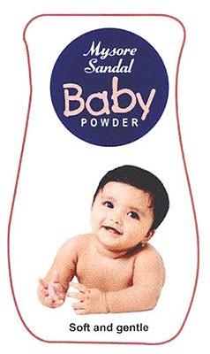 Mysore Sandal Baby Powder