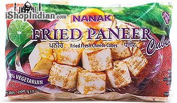 Nanak Fried Paneer Cubes (FROZEN)
