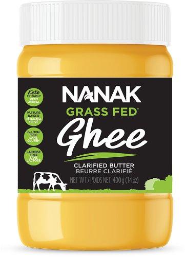 Nanak Grass Fed Ghee
