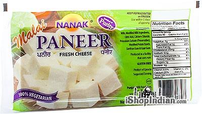 Nanak Malai Paneer (FROZEN)