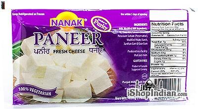 Nanak Paneer (FROZEN)