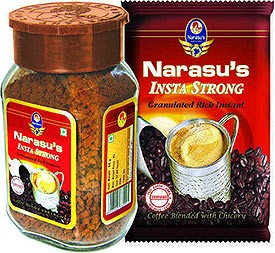 Narasu's Insta Strong Instant Coffee with Chicory