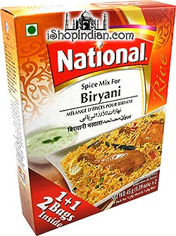 National Biryani Spice Mix