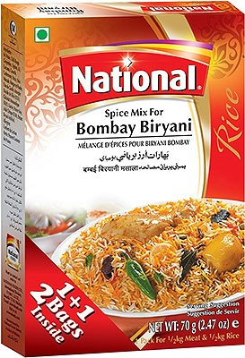 National Bombay Biryani Spice Mix