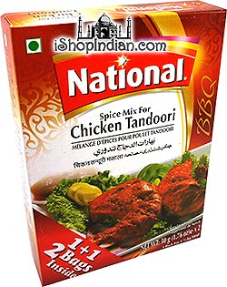 National Chicken Tandoori Spice Mix