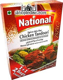 National Chicken Tandoori Spice Mix