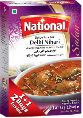 National Delhi Nihari Spice Mix