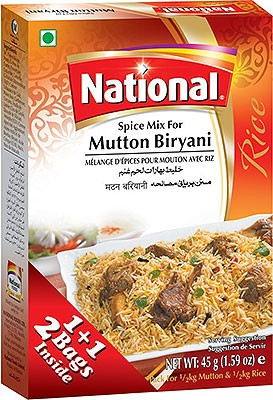 National Mutton Biryani Spice Mix
