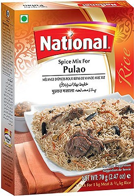 National Pulao Spice Mix
