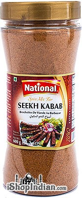 National Seekh Kabab Spice Mix - Economy Pack