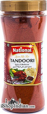 National Tandoori Spice Mix - Economy Pack