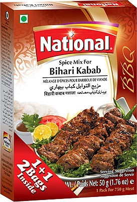 National Bihari Kabab Spice Mix