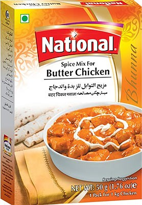 National Butter Chicken Spice Mix