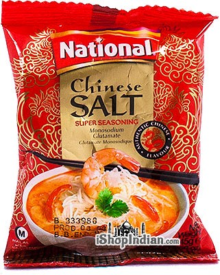 National Chinese Salt - Super Seasoning - MSG