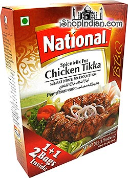 National Chicken Tikka Spice Mix
