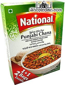 National Punjabi Chana Spice Mix