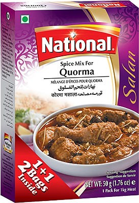 National Quorma Spice Mix