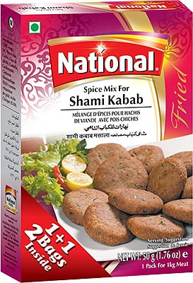 National Shami Kabab Spice Mix