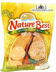 Nature Best Whole Wheat Flour (Chakki Atta)