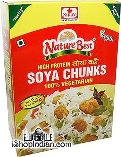 Nirav Nature Best Soya Chunks