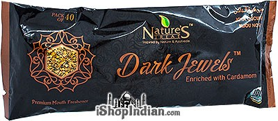 Chandan Nature's Treat Dark Jewels Mouthfreshener