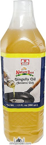 Nature Best Gingelly (Sesame) Oil