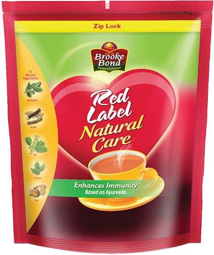 Brooke Bond Red Label Natural Care Tea - 1 kg