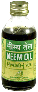 Neem Oil - 3.5 oz.