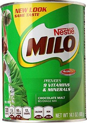 Nestle Milo Chocolate Malt Beverage Mix - Singapore