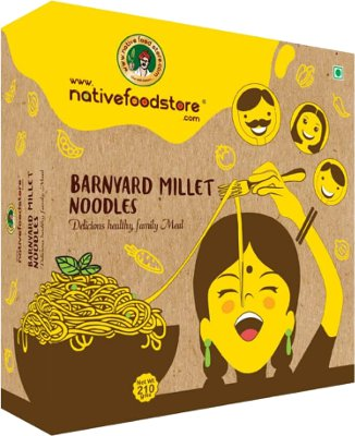 Native Food Store Barnyard Millet Noodles