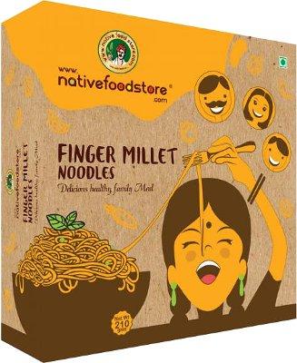 Native Food Store Finger Millet Noodles