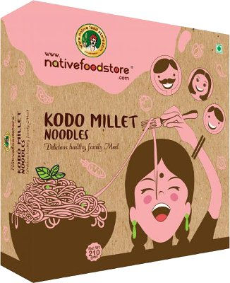 Native Food Store Kodo Millet Noodles