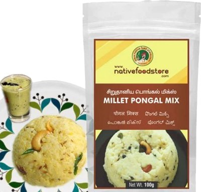 Native Food Store Millet Pongal Mix