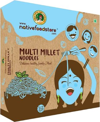 Native Food Store Multi Millet Noodles