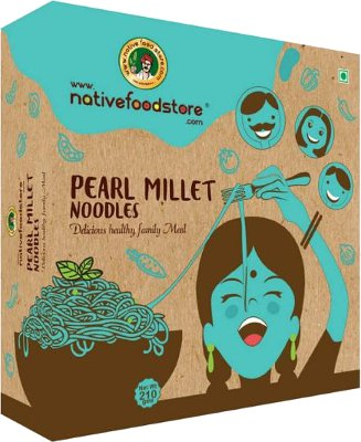 Native Food Store Pearl Millet Noodles