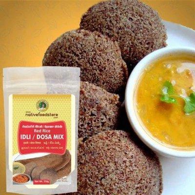 Native Food Store Red Rice Idli/Dosa Mix