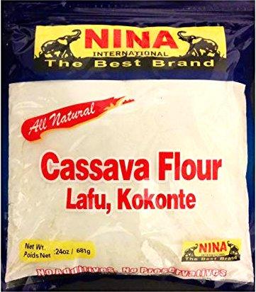 Nina Cassava Flour