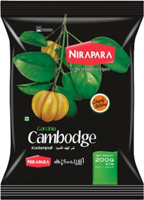 Nirapara Cambodge / Malabar Tamarind / Garcinia / Kudampuli