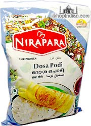 Nirapara Dosa Podi (flour)