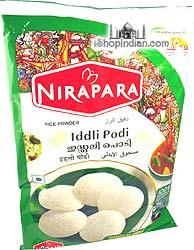 Nirapara Idli Flour / Iddli Podi
