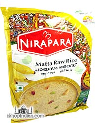 Nirapara Payasam / Red Matta Raw Rice