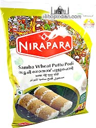 Nirapara Samba Wheat Puttu Podi - Samba Wheat Flour