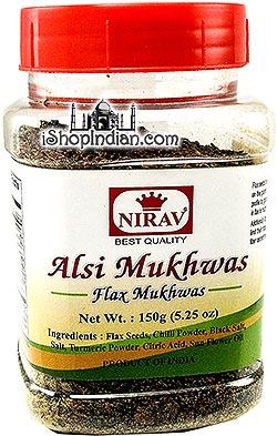 Nirav Alsi (Flax) Mukhwas
