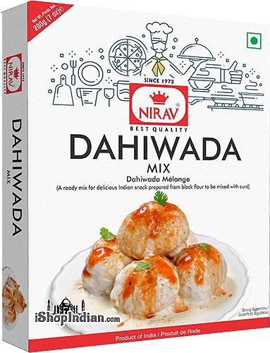 Nirav Dahi Wada Instant Mix