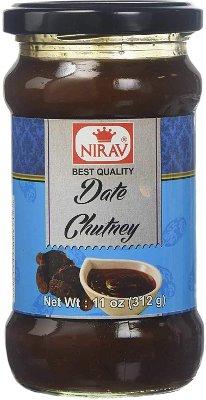 Nirav Date Chutney