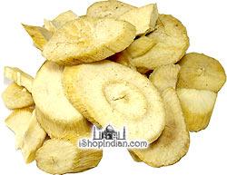 Nirav Tapioca / Cassava (Sliced / Round) Dried