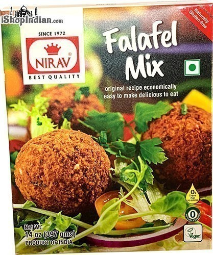 Nirav Falafel Mix