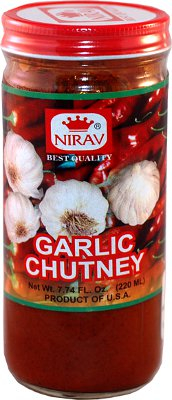 Nirav Garlic Chutney