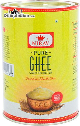 Nirav Pure Ghee - 32 oz.