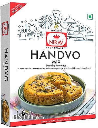 Nirav Handvo Instant Mix